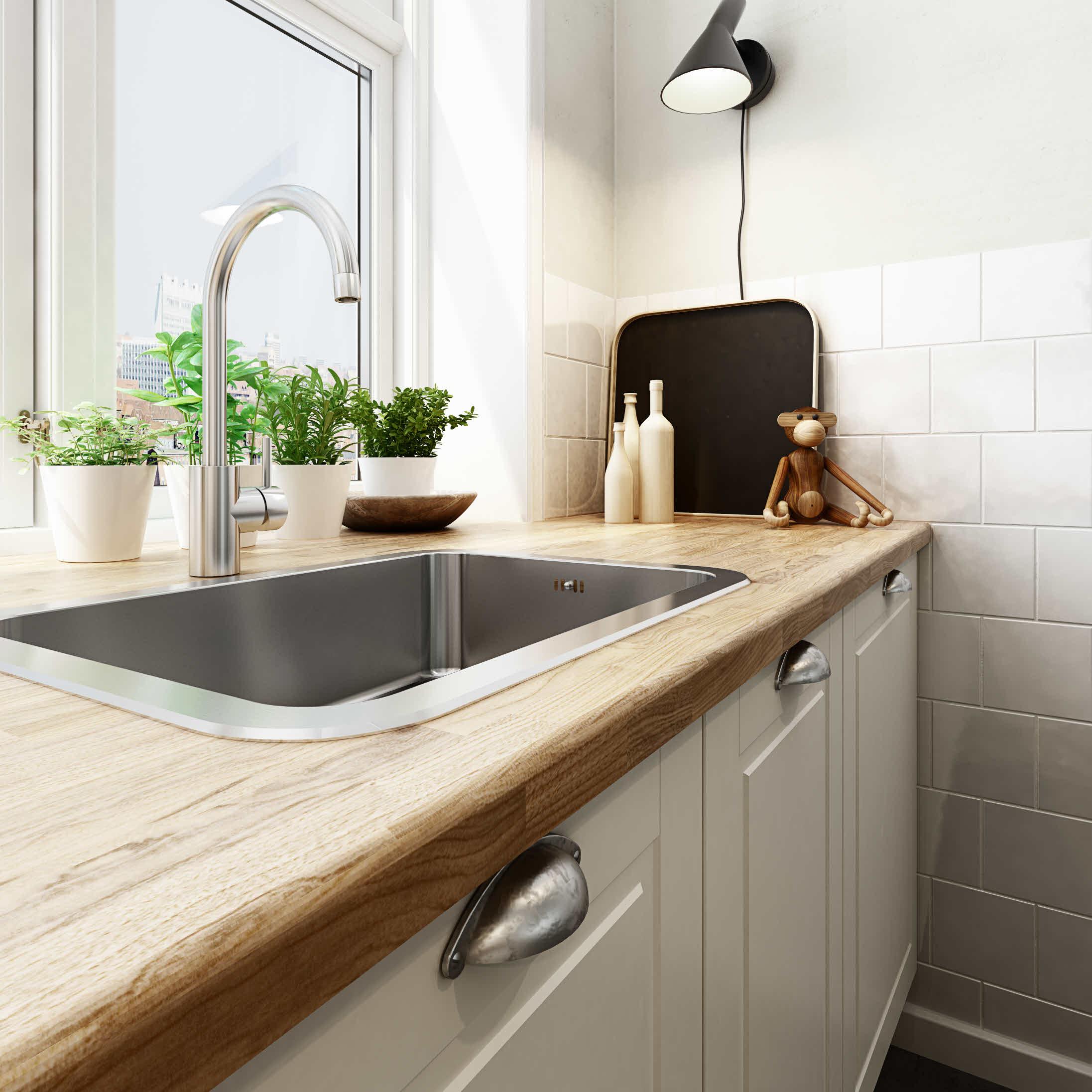 Pieni keittiö  Pienen keittiön sisustaminen  HTH