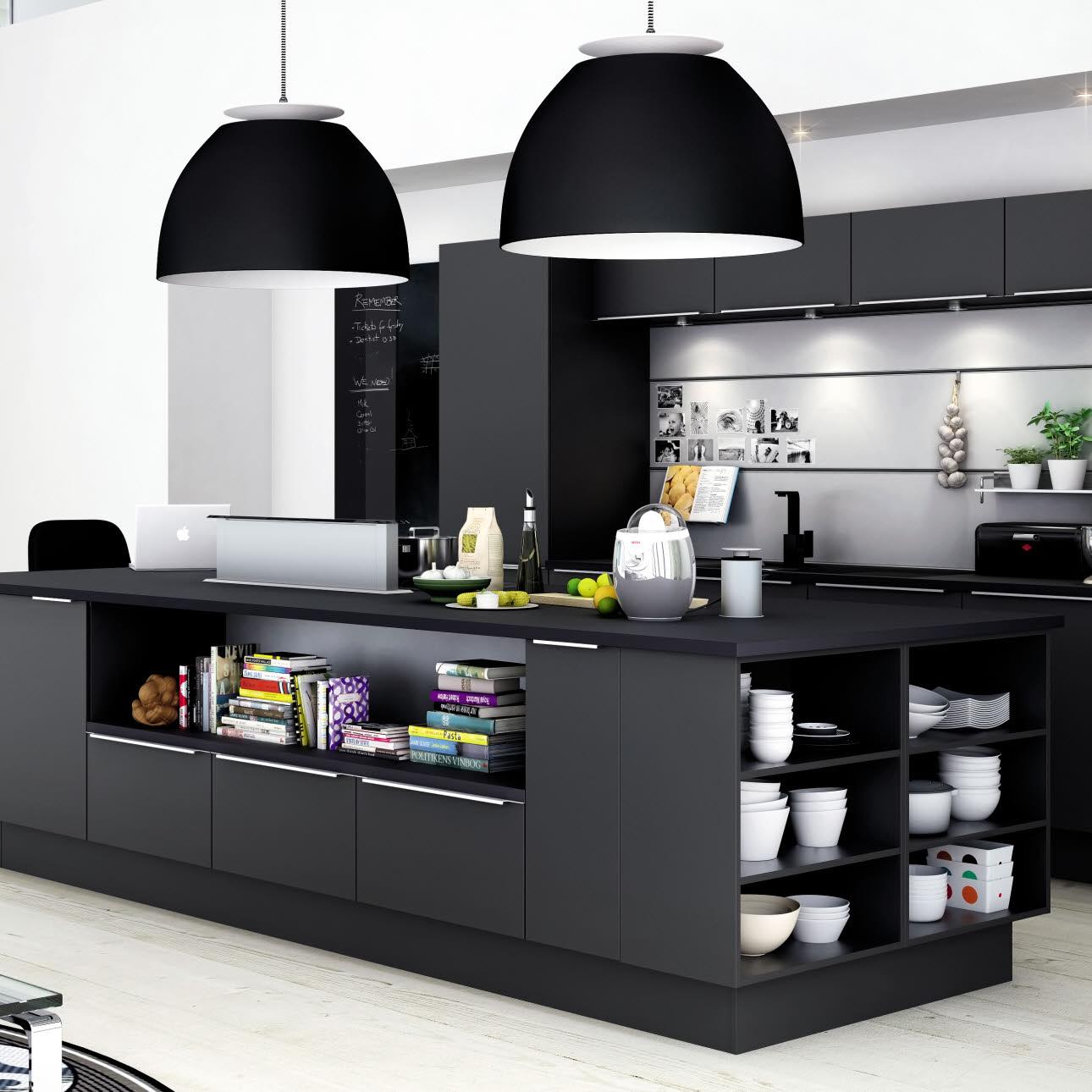 Onko harmaa keittiö hyvä valinta?