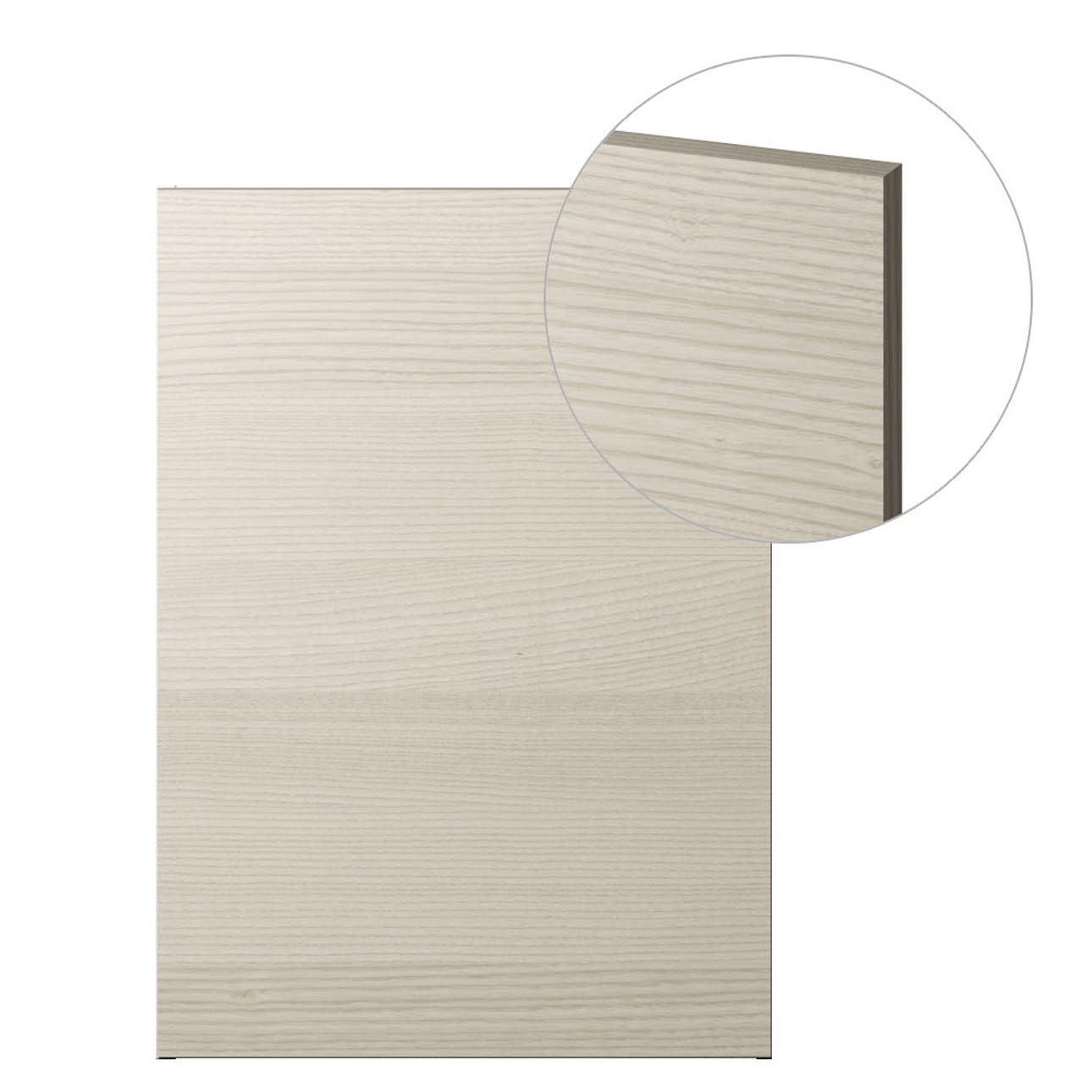 Athena Light Ash Veneer | HTH